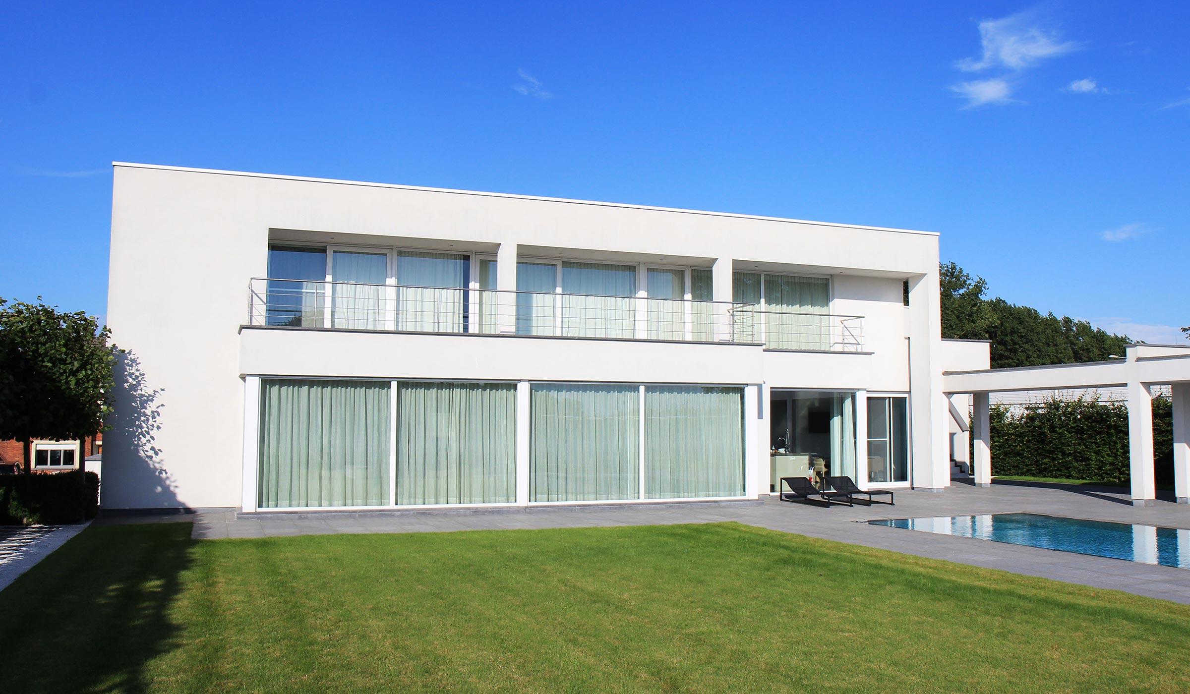 Bouwonderneming Eeckhout - De Langhe | Nieuwbouw projecten en renovaties